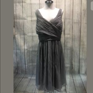 J. Crew Women Dress size 8 gray